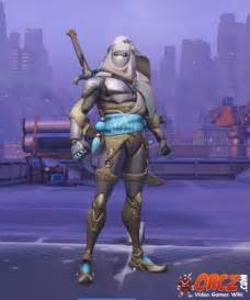 Genji Overwatch Skins