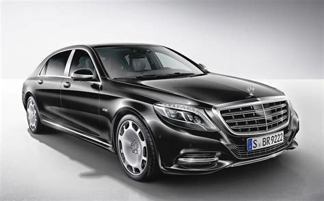 Mercedes-maybach S-class Priced From $189,350