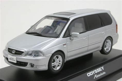 43 Honda Odyssey Absolute 2002 Die Cast