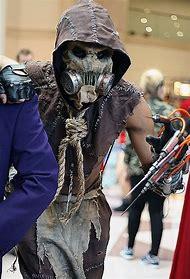 Batman Arkham Asylum Scarecrow Cosplay