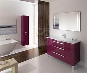 salle de bain tendance 2017 maison moderne With salle de bain design avec meuble vasque avec pied