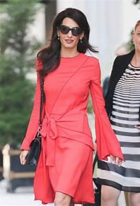 Dressing New York : geranium amal clooney style ~ Dallasstarsshop.com Idées de Décoration