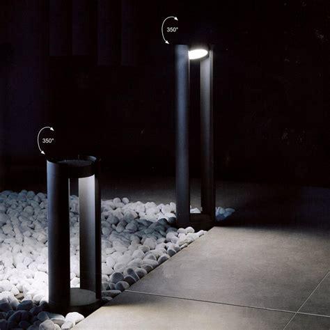 LupiaLicht LED Pollerleuchte TELLA S 4018/94 57 Warmweiß
