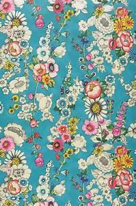 Papier Peint Fleuri : 17 meilleures id es propos de motifs floraux sur ~ Premium-room.com Idées de Décoration