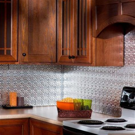 thermoplastic panels kitchen backsplash fasade 24 in x 18 in traditional 6 pvc decorative 6095