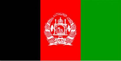Afghanistan Flagge Fahne Flag Clipart Bandiera Afghanistans