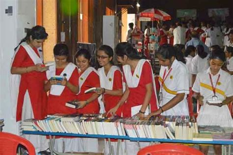 view patna book exhibition organised  notre dame academy