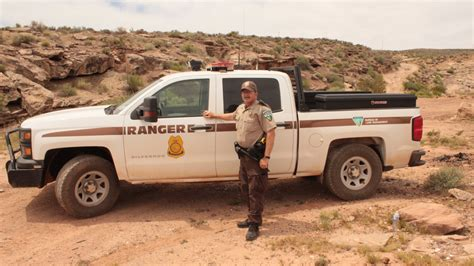 ranger bureau enforcing the protecting resources a day in the