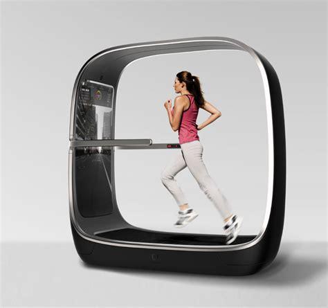 le smart treadmill voyager le tapis de course du futur