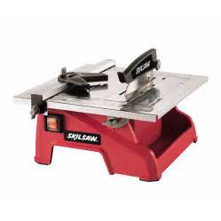 shop skil 7 in tabletop tile saw at lowes
