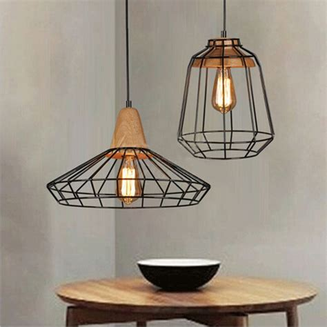 kitchen light fixture winsoon vintage industrial diy metal ceiling l light