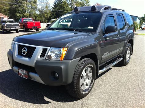 2018 Nissan Xterra Information And Photos Zombiedrive