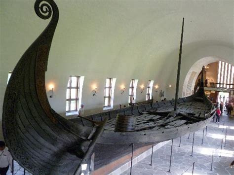 Viking Longboat Bed by Viking Ship At The Viking Ship Museum Picture Of Oslo
