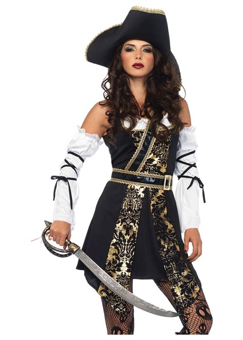 Buccaneer Pirate Women Costume - Pirate Costumes