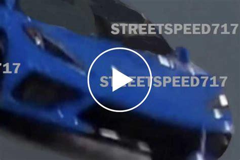 start  day    chevy  corvette leaked image