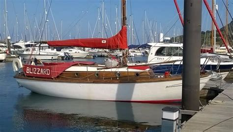 Boat Upholstery Glasgow by 1969 Honey Bee 28 Bm Cutter Sail New And Used Boats For