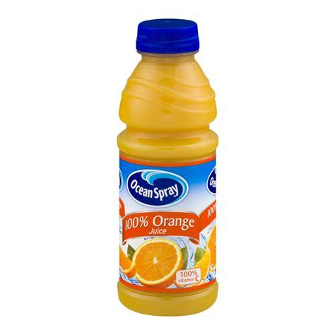 Ocean Spray Orange Juice Nutrition Facts - Nutrition Ftempo
