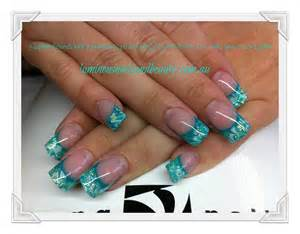 Image of: 20 Glitter Nail Art Design Nail Beauty Idea Hairstyle Gallery Blue Nail Designs To Beauty Your Nails