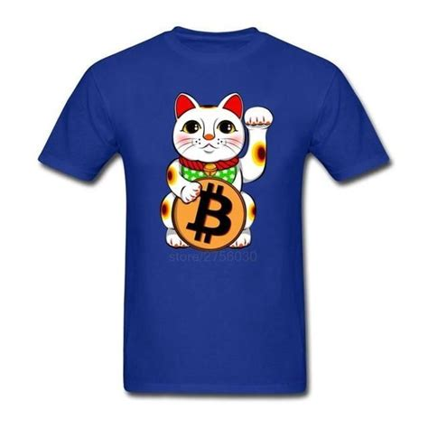 Just like the winklevoss twins, they invested $11m in 2006 when a single bitcoin was just in. Bitcoin Lucky Maneki TShirt (With images)   Mens tshirts