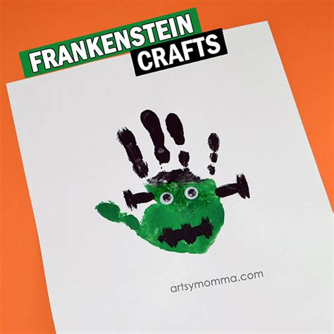 pinterest halloween crafts for preschoolers simple preschool frankenstein crafts for artsy 396