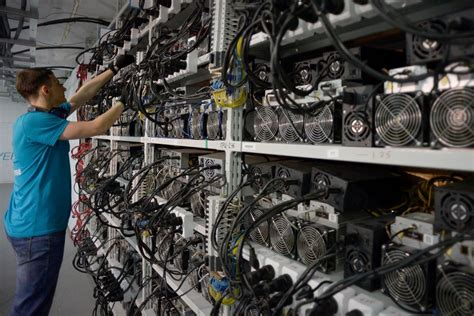 This idea wasn't as popular back when bitcoin mining was finding its roots as it is today. China, home to the world's biggest cryptocurrency mining ...