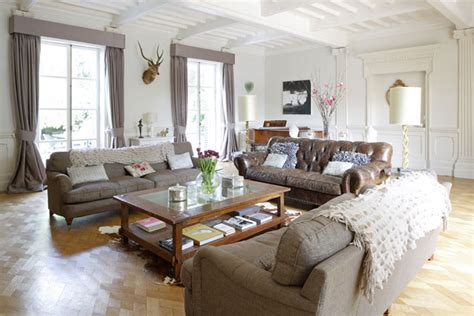 warmth and texture living room ideas furniture designs decorating ideas houseandgarden
