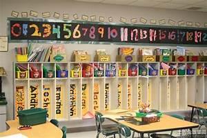 幼儿园大班教室墙面布置图片装修效果图_第7张 - 家居图库 - 九正家居网