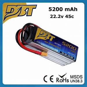 2s Lipo Batteries 5200mah 45c Best Lipo Batteries For Rc Helicopter
