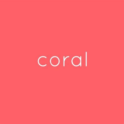 coral color my new obsession makes me happy coral color coral