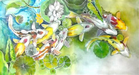 batik paintings malacca batik art