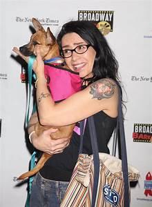 Janeane Garofalo – Broadway Barks Animal Adoption Event in ...
