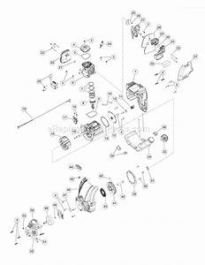 Troy-bilt Tb514cs Parts List And Diagram