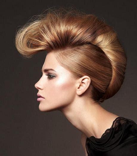 irokese mit langen haaren