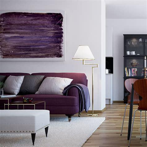 purple sofas living rooms purple sofa furniture for living room of scandinavian