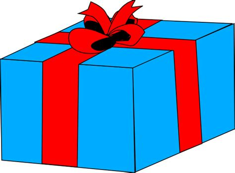 64 Free Gift Clipart