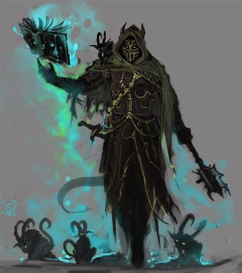 masked warlock by halycon450 on deviantart