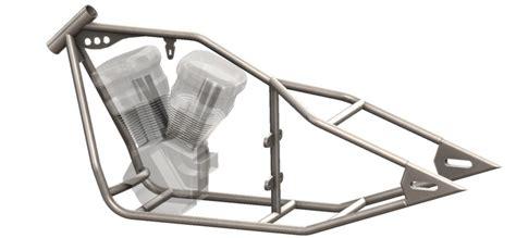 Pro Street Frame Plans