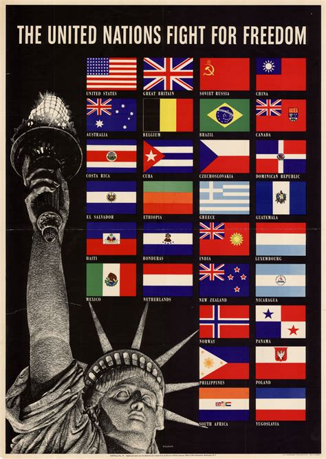united nations fight  freedom unt digital library