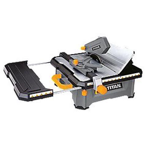 Dremel Tile Cutter Screwfix by Titan Ttb597tcb 650w Tile Cutter 240v Tile Saws