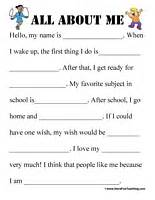 School Worksheets - Page 2 of 2 - Have Fun Teaching