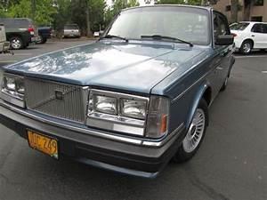 Sell Used 1984 Volvo 244 Gl Sedan 4