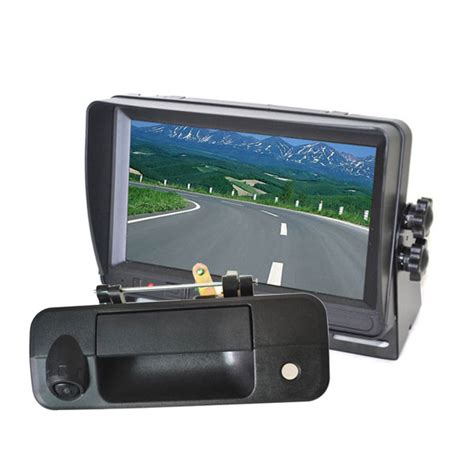 toyota tundra rear view camera kit replacement backup camera