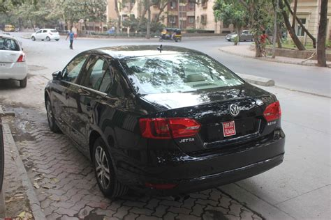 Back In Black! A Vw Jetta Highline Dsg Comes Home