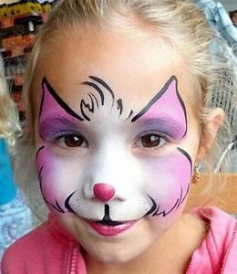 Maquillage Simple Enfant : maquillage halloween fille simple notre choix d 39 id es mignonnes ou effrayantes ~ Melissatoandfro.com Idées de Décoration