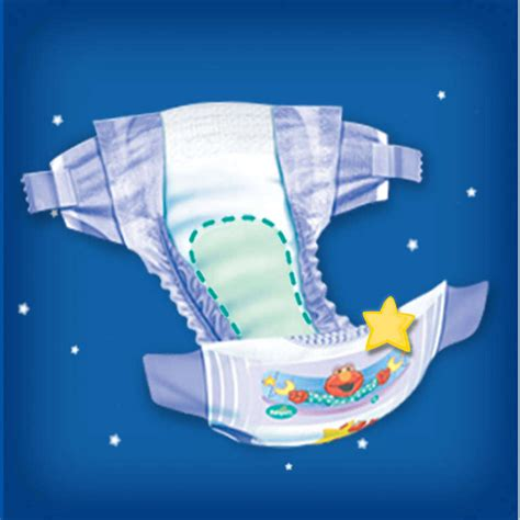 Amazon.com: Pampers Extra Protection Nighttime Diapers