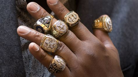 Super Bowl Rings What Goes Into The Champions Bling