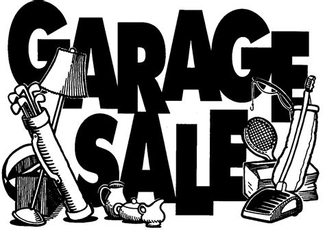 Garage Sales by 10 Tips For Hosting A Lucrative Garage Sale And My