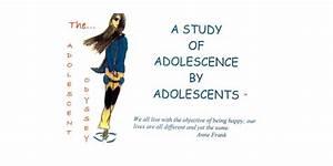 Adolescence By Adolescents