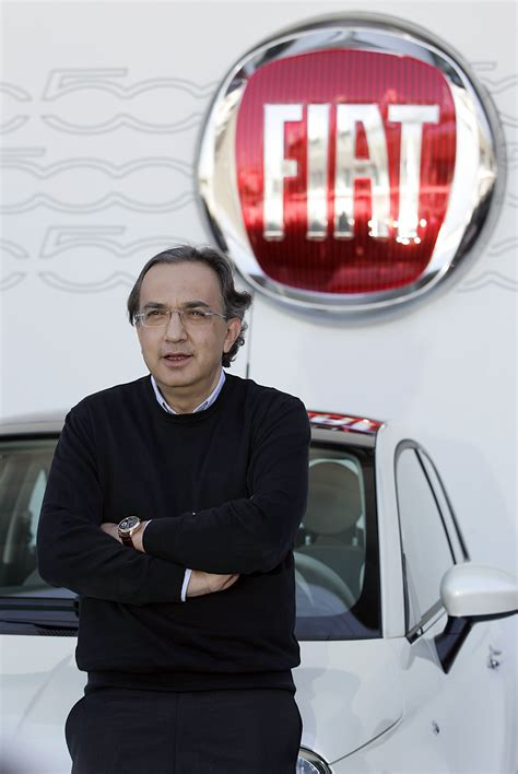 Marchionne Chrysler by Sergio Marchionne