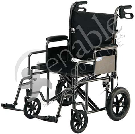 Bariatric Transport Wheelchair 400 Lb Capacity by Invacare 174 Heavy Duty Transport Chair With 400 Lb Capacity